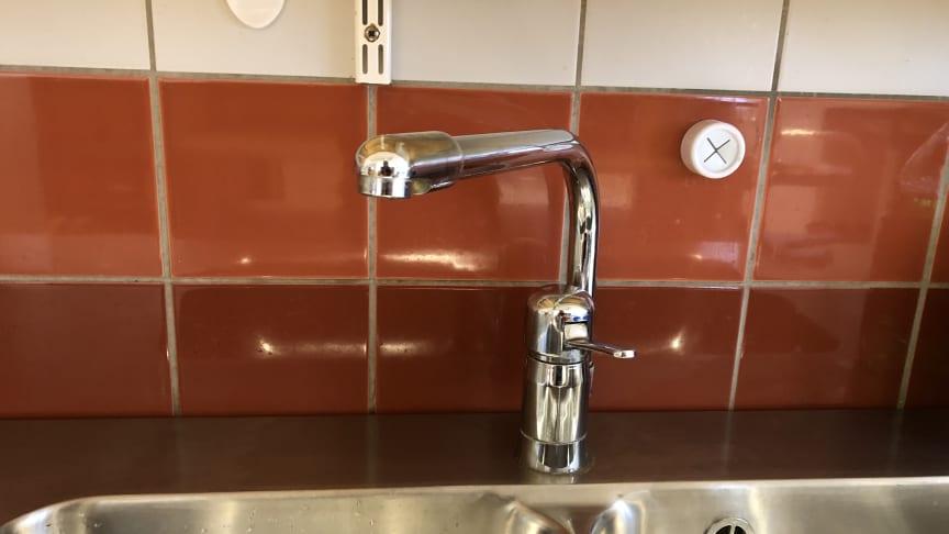 Var sparsam med vattnet uppmanar Länsstyrelsen i Västra Götaland. Foto: Maria Göranson