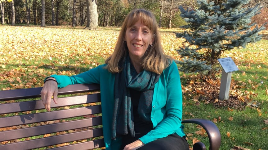 Maureen Drysdale ny hedersdoktor vid Högskolan Väst