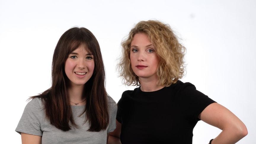 Anna Dahlbäck & Amanda Colldén