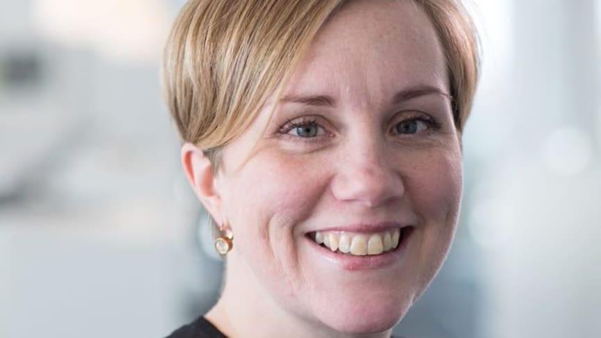 Elisabet Granström, HR-specialist på ByggPartner