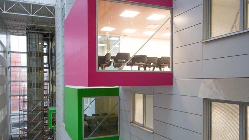Kiinteistö Oy Electrocity on yksi Rakennustoimisto Laamon referensseistä