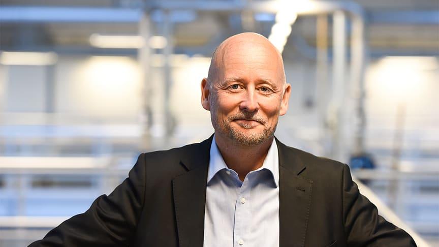 Patrik Kjellgren, ny VA-chef hos Vakin från 1 september.