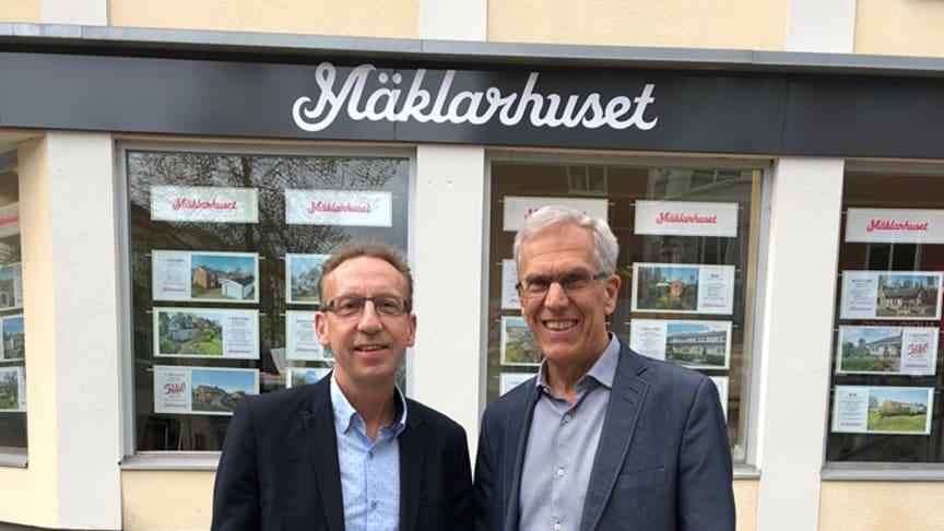 Anders Englund och Bo Collryd