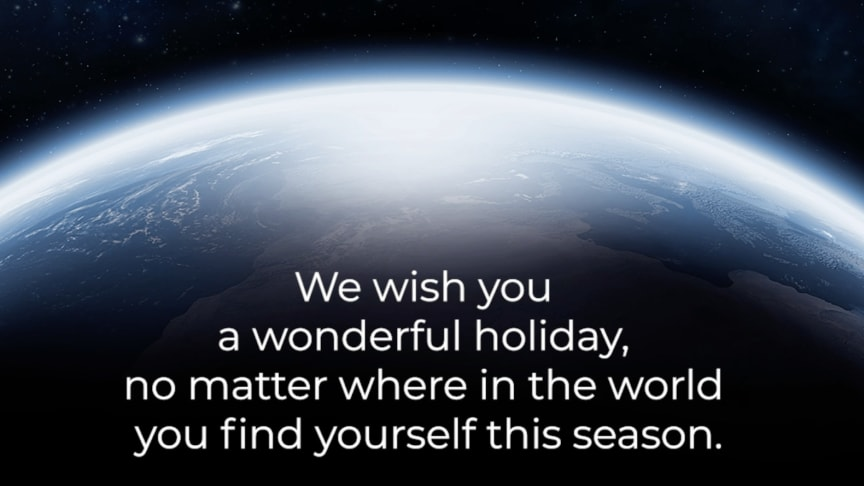 Happy Holidays from Open Communications