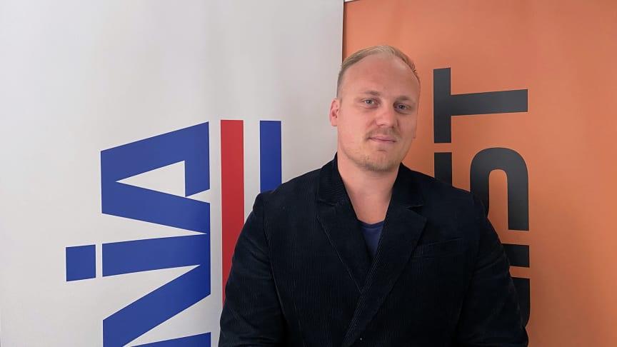 Ny marknadschef på BOLIST/Järnia