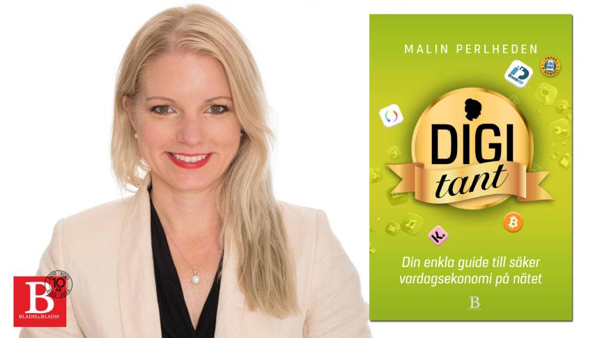 Ny del i den populära bokserien Digitant – dags att lära sig digital vardagsekonomi!