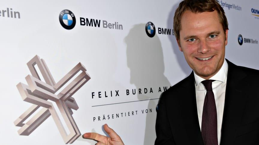Felix Burda Award 2014: Bewerbungsfrist bis 03.Januar 2014 verlängert.