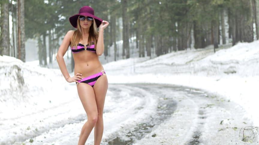 Fravælger du vintertøj om vinteren? Du bør heller ikke fravælge vinterdæk.