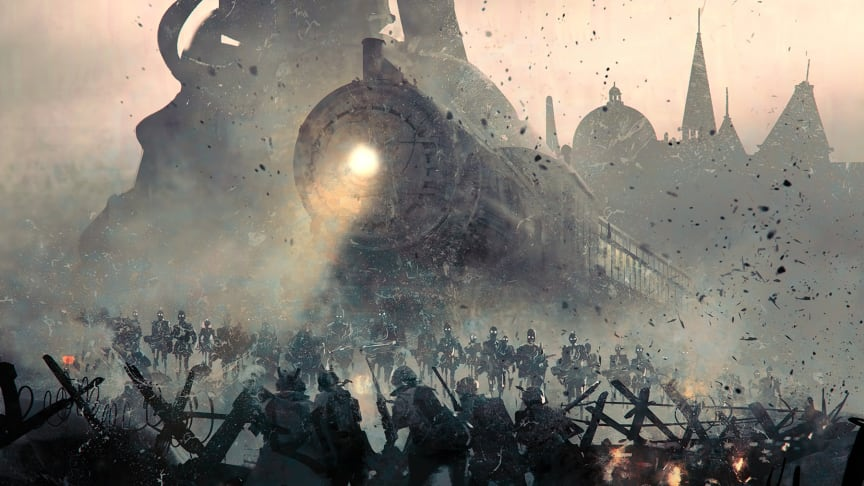 Gryningens beskyddare till rollspelet Mutant: Hindenburg ute nu