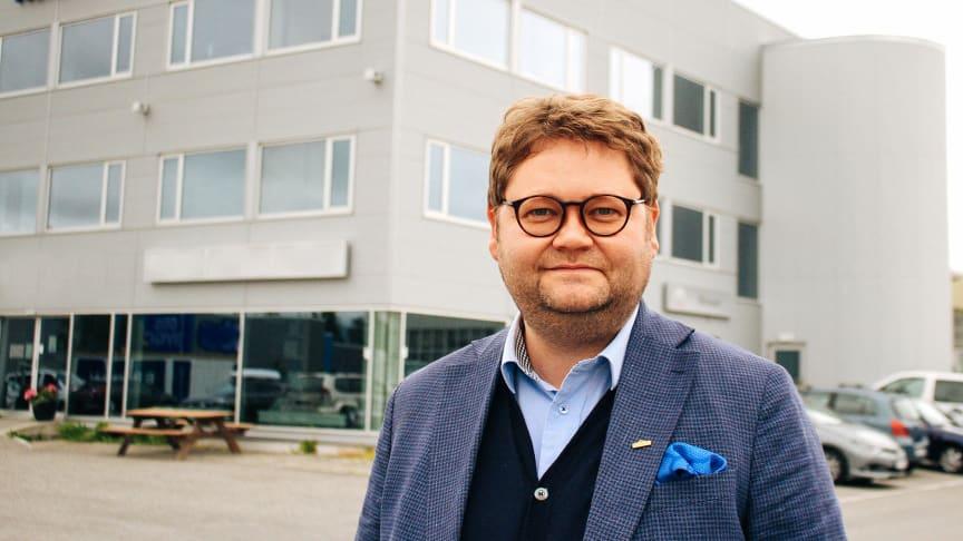 Bodø: Hemnes Bil AS etablerer servicepunkt for Mercedes-Benz EQ, personbil og varebil. Foto: Nordvik.
