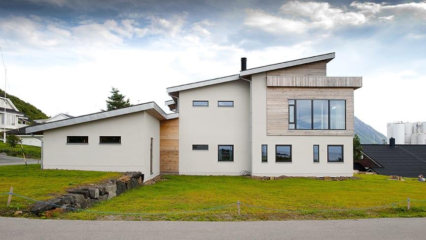 Leca Isoblock 2.0 bygger sunda, trygga och underhållsvänliga hus