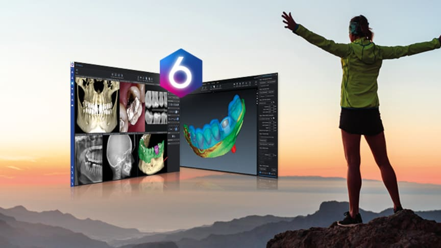 Introducing Planmeca Romexis® 6.0 – the new version of the world-leading software