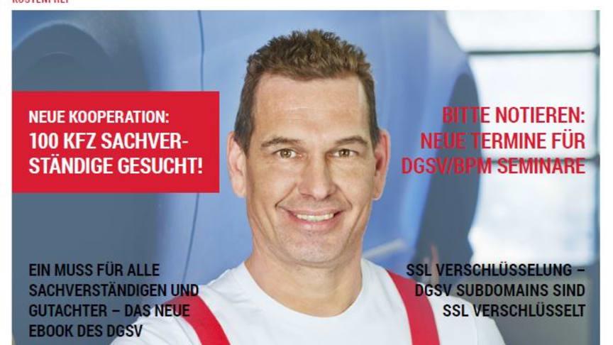 Das Deutsche Sachverständigen Magazin proXPERTS - Ausgabe 3/16