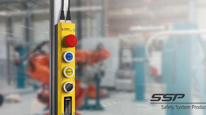 Skræddersy dit sikkerhedssystem med sikkerheds-PLC fra SSP