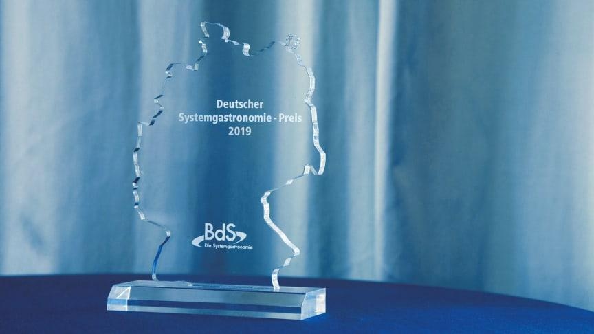 Deutscher Systemgastronomie-Preis 2019