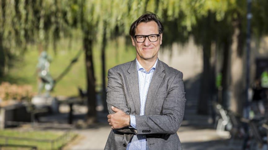 Anders Blanck, vd LIF - de forskande läkemedelsföretagen