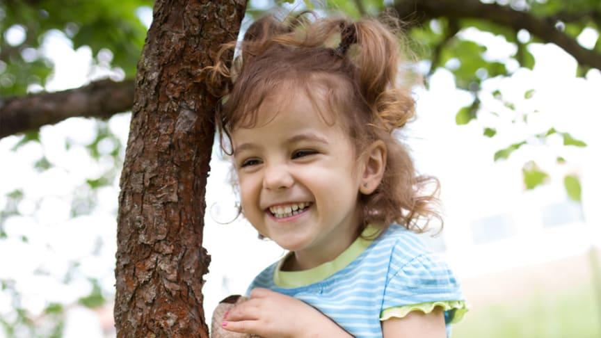 Wenn Mode nicht nur schönes Beiwerk ist, sondern auch noch Spaß macht, haben Kinder gut Lachen.