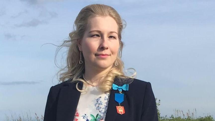 Agneta Andersson – vägen till en Masters