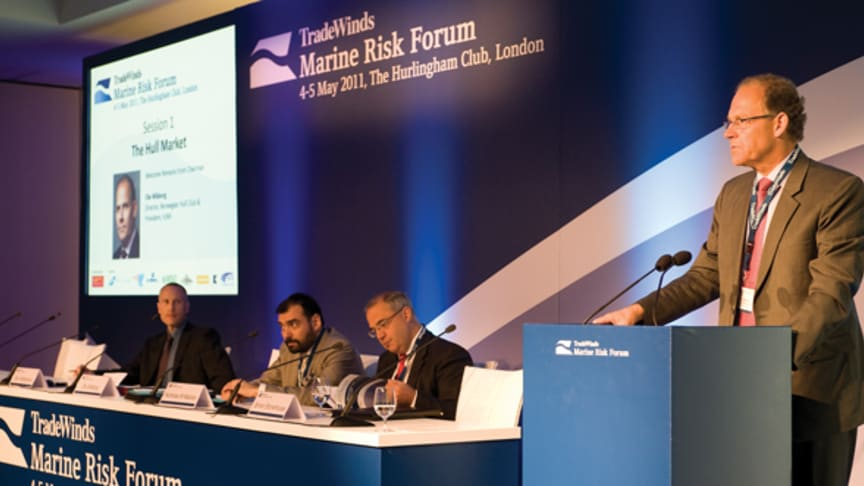 TradeWinds Marine Risk Forum 2012