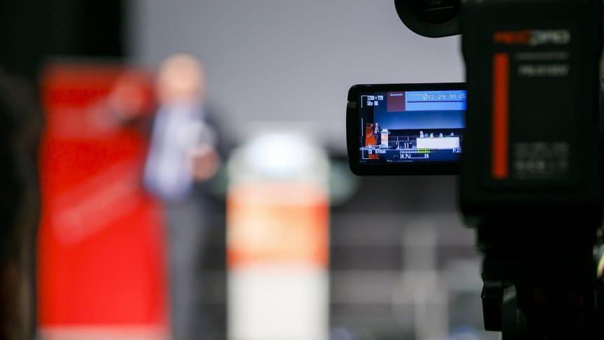 Weiterbildung, Networking und Austausch geht auch digital. Foto: NürnbergMesse / Heiko Stahl