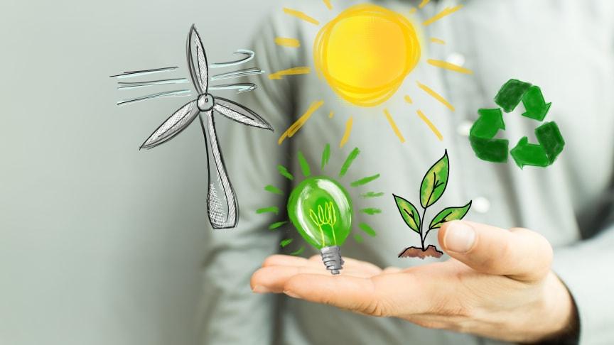 Landvetter Södra Utveckling inleder samarbete för hållbara energilösningar i den nya staden.