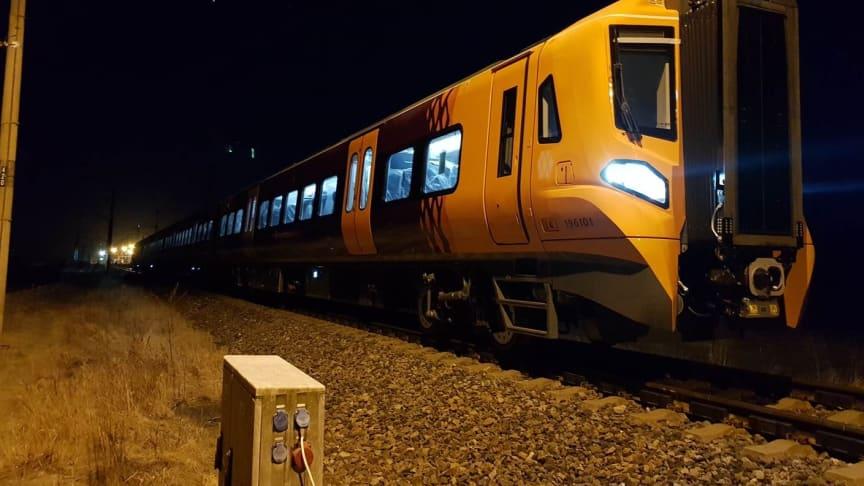 Passengers offered first glimpse of new West Midlands Railway train fleet