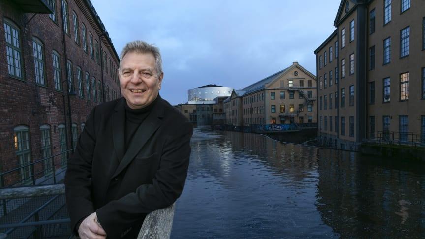 SONs nye chefdirigent Karl-Heinz Steffens. Foto Mats Bäcker.