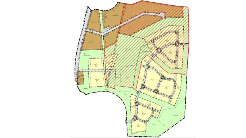 Spåningslanda etapp 3 för fler än 100 bostäder påbörjas