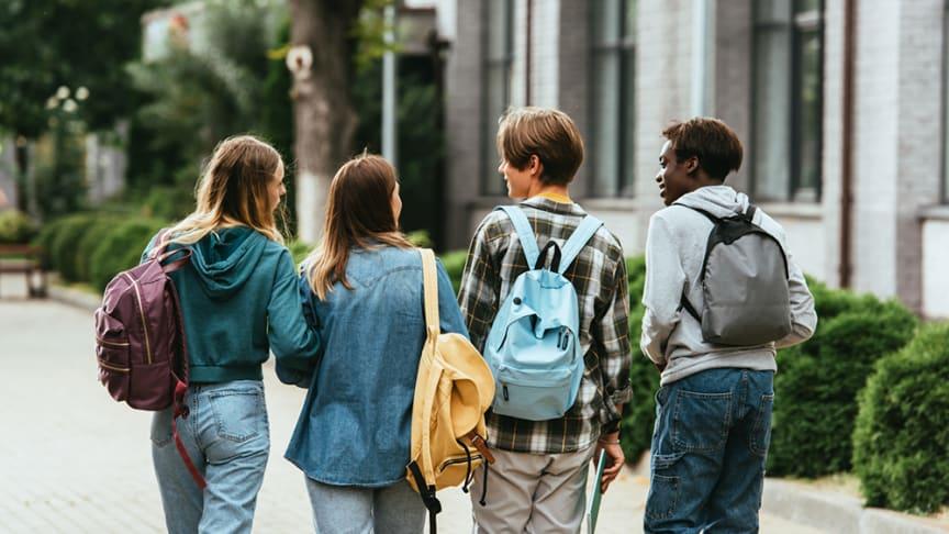 Pressträff idag kl. 11.00 – Slutantagning till gymnasieskolorna i Göteborgsregionen 2021