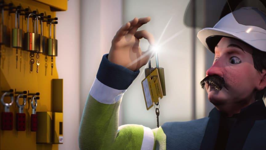 Adgang til elektriske anlegg, nøkler