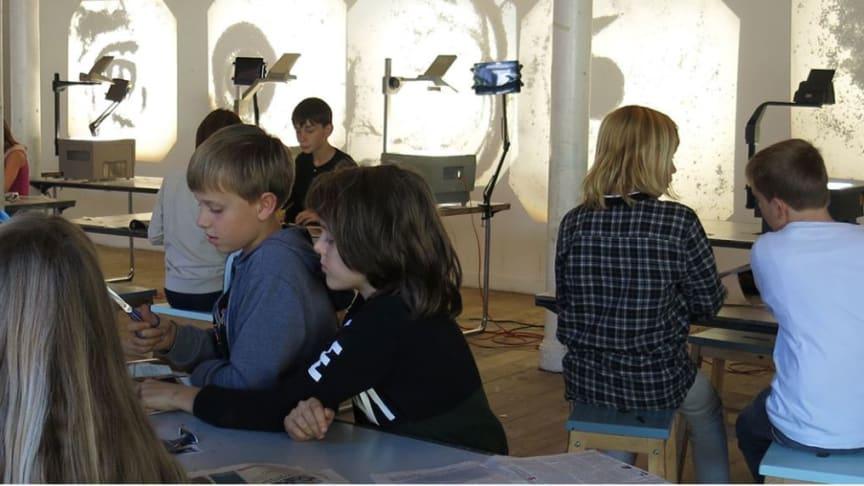 Rekordstor tilslutning til Billedskolen