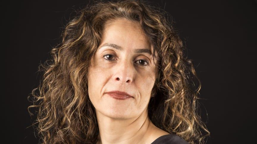 Homa Tajsharghi, professor i biomedicin vid Högskolan i Skövde, har lett det internationella forskarteamet.