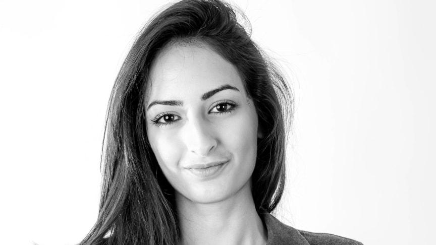 Världens yngsta TEDx-arrangör, Negin Azimi utmanar näringslivet och makthavarna