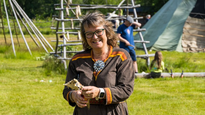 Bente Ovedie Skogvang, styreleder i RRFAS