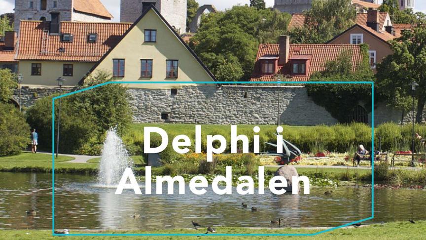 Delphi i Almedalen