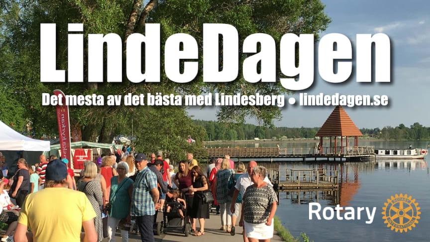 LindeDagen flyttas fram igen - nu till 18 maj 2022