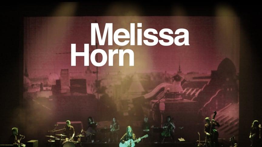 Melissa Horn släpper dubbelalbum exklusivt på Spotify