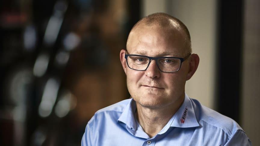 Jesper Nielsen er udnævnt til direktør for Bygma Næstved pr. 1. december 2020