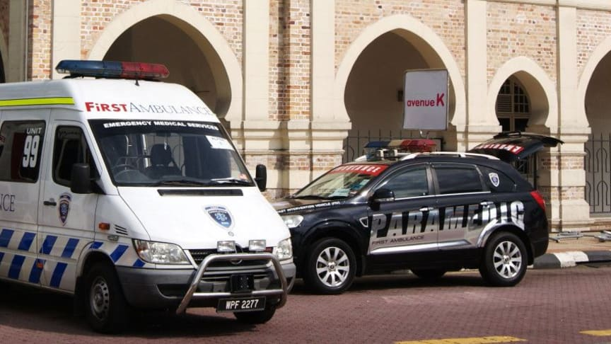 Falck acquires leading private ambulance company in Malaysia
