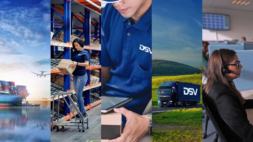 DSV lanceert nieuwe klantgerichte website in Nederland