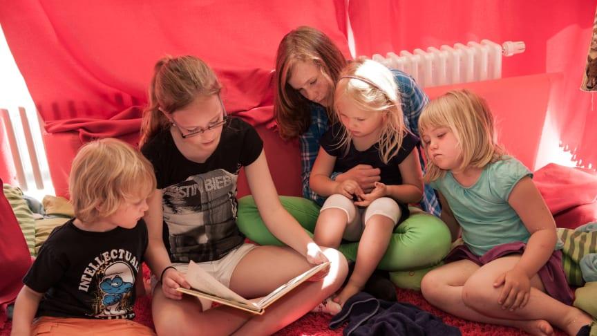 Pysslingen startar skola i Länna