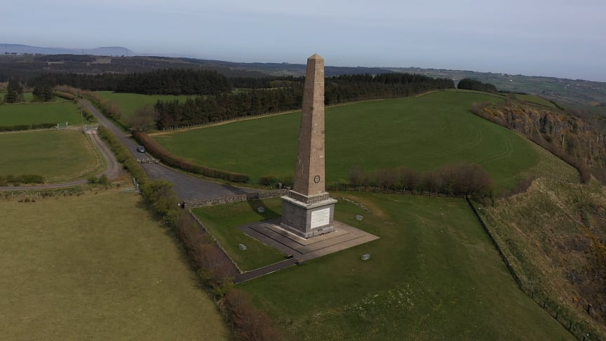 The bravery and sacrifice of all those who lost their lives during the Battle of the Somme will be remembered during a poignant service at Knockagh War Memorial this weekend.