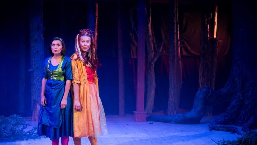 Nu släpps biljetterna till sommarens teaterföreställning Hemligheternas Gudinna.
