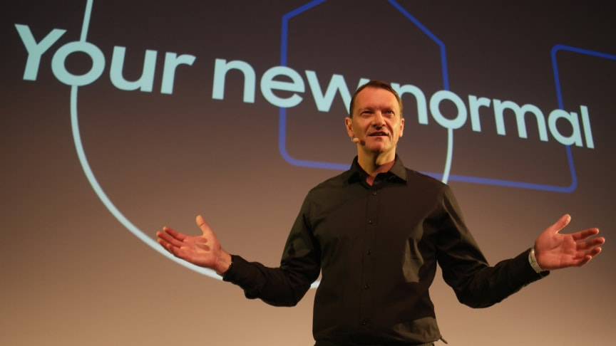 David Lowes, Chief Marketing Officer, Samsung Electronics Europe