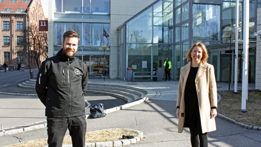 Øystein Løseth, Wanda og Janne Herstad, Avantor