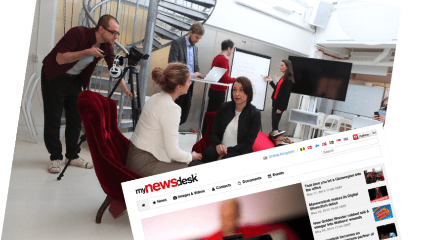Why the brand newsroom will change PR for good