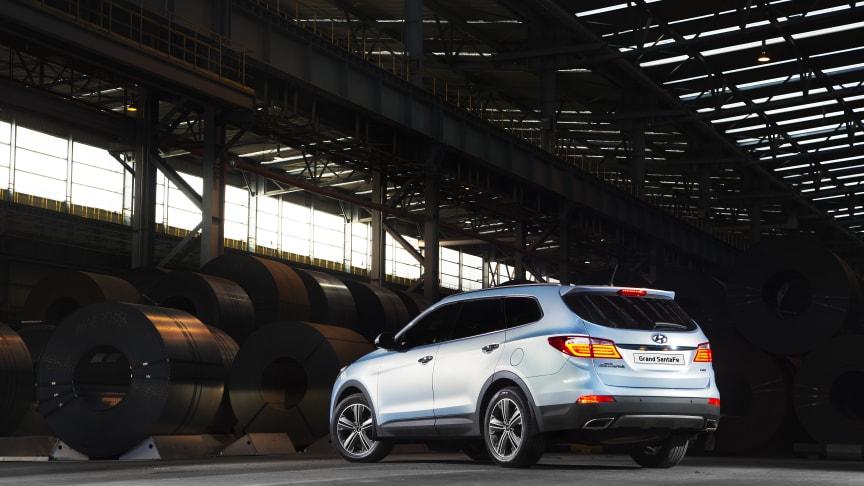 Velkommen til Hyundais stand på Genevemessen