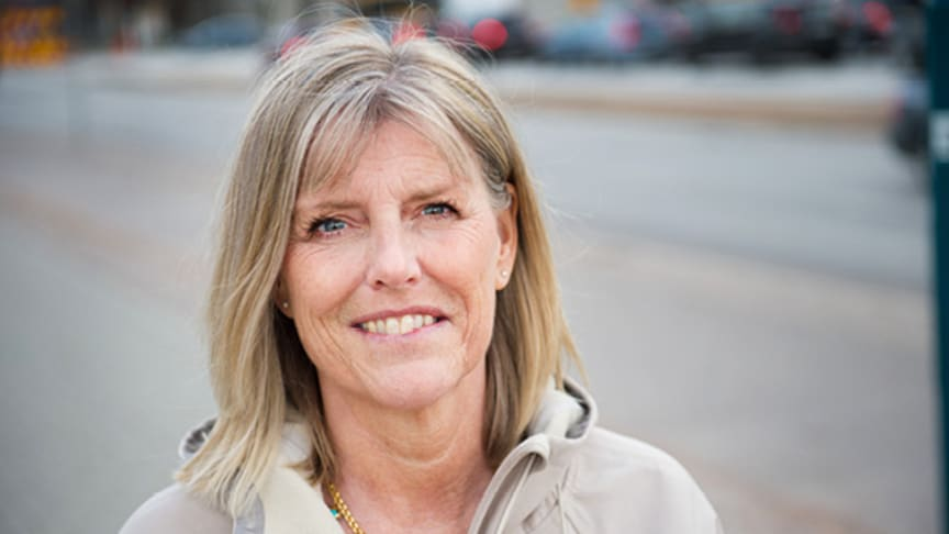 Kristina Magnusson, kommundirektör i Ängelholms kommun Foto: Anders Andersson