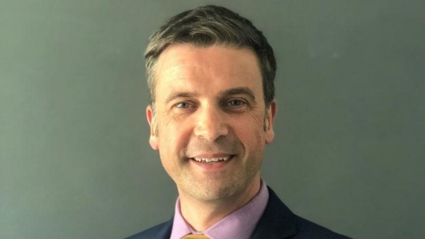 West Midlands Trains' new MD, Julian Edwards