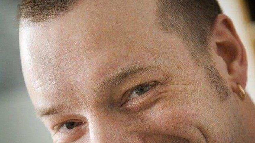 Nytt internationellt uppdrag till Jesper Strömbäck